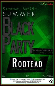 Summer Black Party